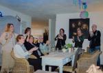 Woonkamer verrassings party - 75 Jarige verjaardag!