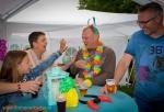 Beach party Hostel De Veurs